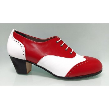 Red and White Professional...