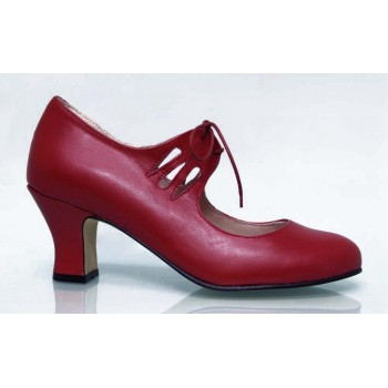 Flamenca Laces Carmine Red...