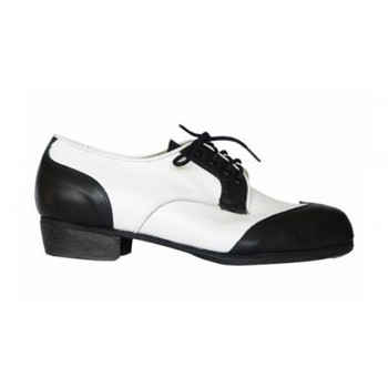 y Zapato Profesional Negro Gallardo Piel Blanco qnSwxgv