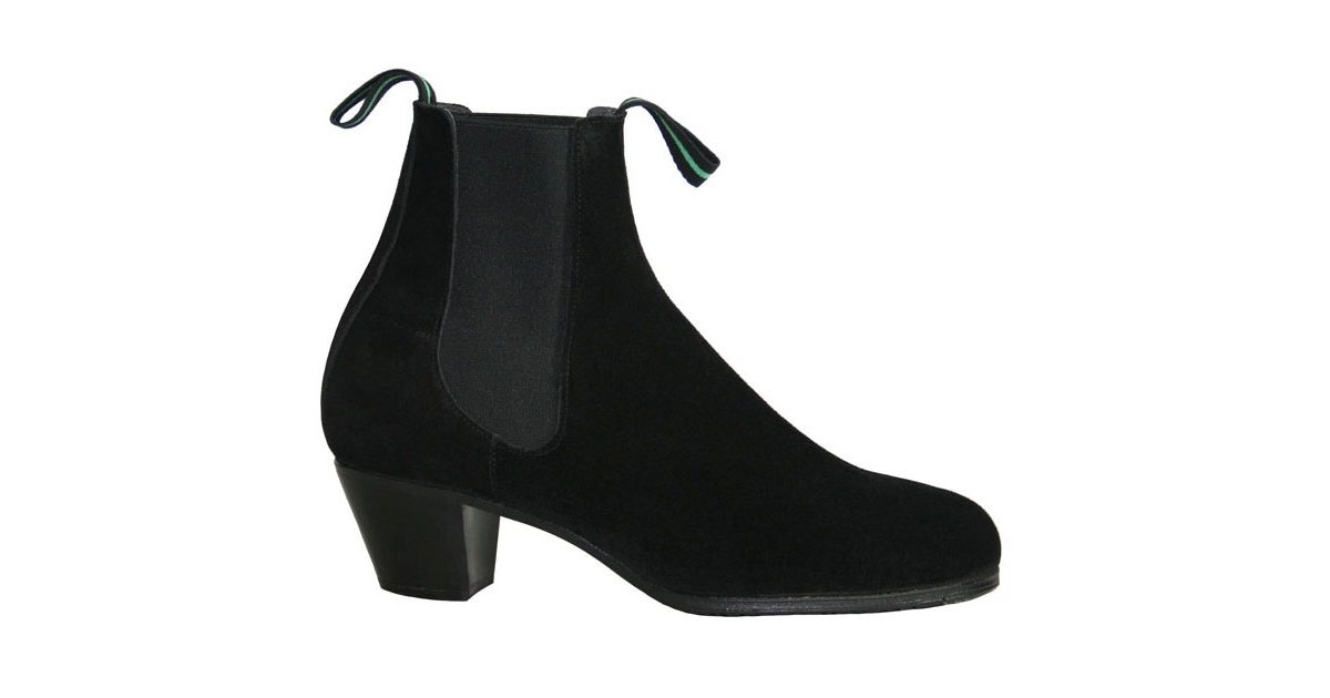 Semi Flamenco Dance Boot for Men. 39/45