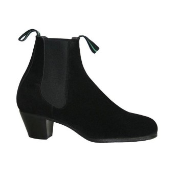 Black Flamenco Dancing Boot 34/38