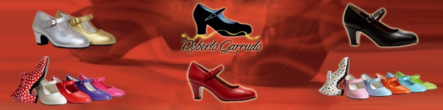 Ladies' Flamenco Footwear