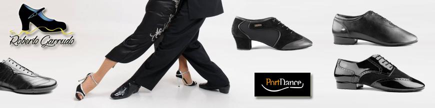 Zapatos Para Bailes Latinos y de Salón  (Hombres)
