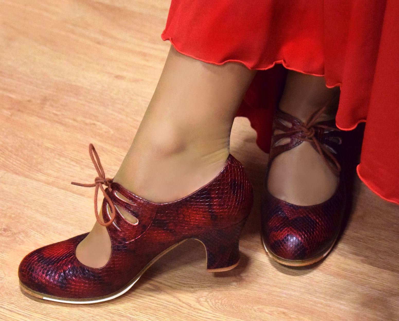 Flamenco Professional Dance Shoes